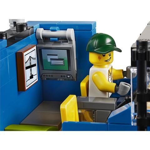 LEGO Creator: Мобильное шоу 31085 — Mobile Stunt Show — Лего Креатор Создатель