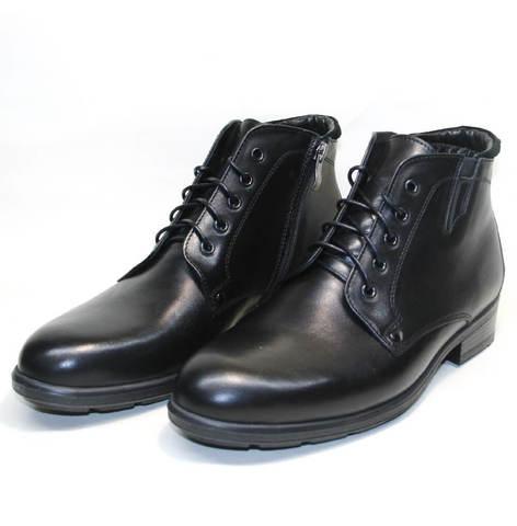 Ботинки мужские зимние на меху, классические Ikoc 2678-1 S