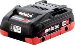 Metabo Аккумуляторный блок LiHD, 18 В - 4,0 А·ч (625367000)