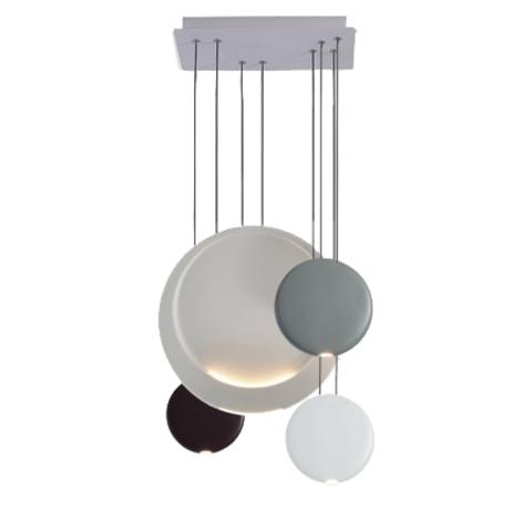 Подвесной светильник Cosmos Luna by Vibia (4 плафона)