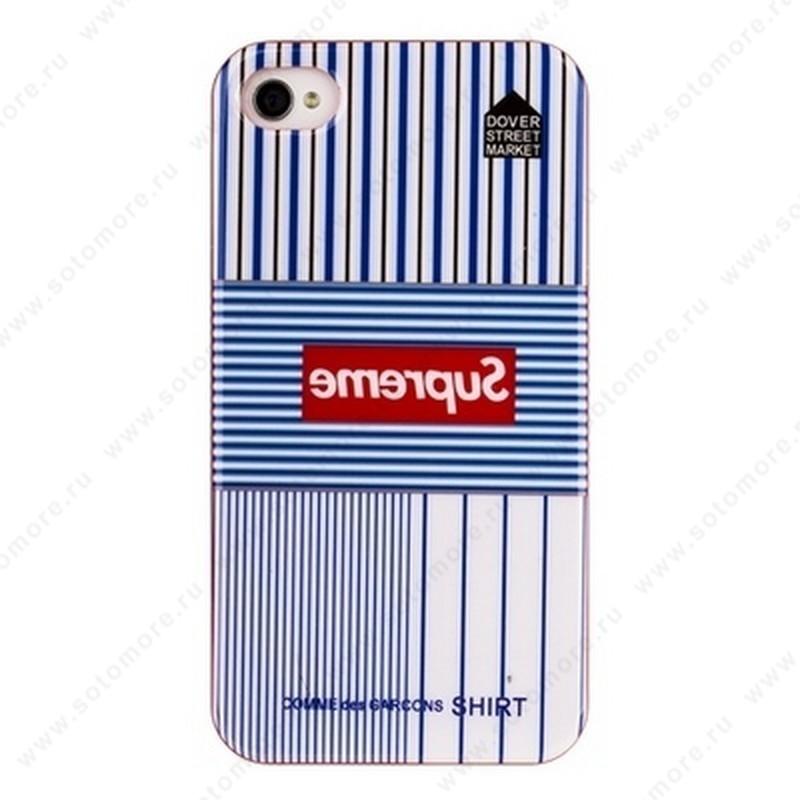 Накладка Supreme для iPhone 4s/ 4 вид 6