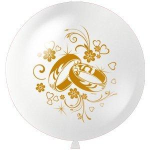 Большие шары Большой шар свадебные кольца 96032555.jpg