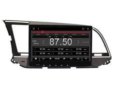 Штатная магнитола CB-3088T8 Hyundai Elantra (2016-2018)