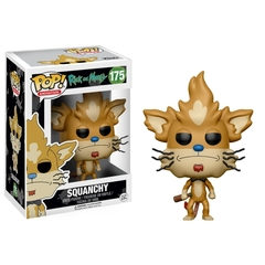 FUNKO-POP! ANIMATION: RICK & MORTY-SQUANCHY