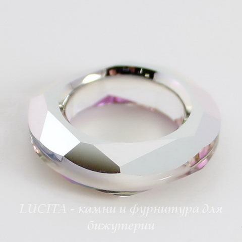 4139 Подвеска Сваровски Cosmic Ring Crystal Vitrail Light  (20 мм) ()
