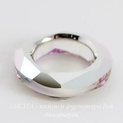4139 Подвеска Сваровски Cosmic Ring Crystal Vitrail Light  (20 мм)
