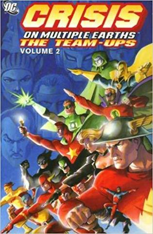 Crisis on Multiple Earths: The Team-Ups Vol.2 TPB