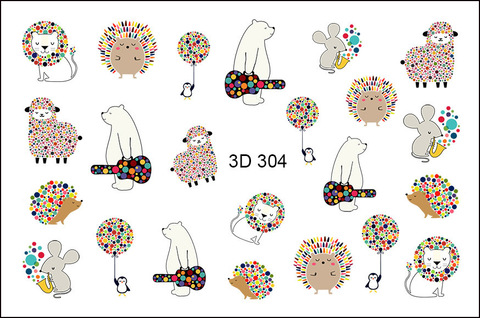 Слайдер 3D 304