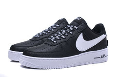 Nike Air Force 1 07 LV8 'NBA/Black'
