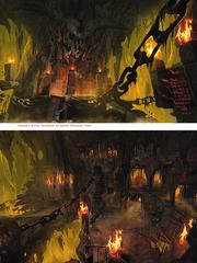 Мир игры Doom (б/у)