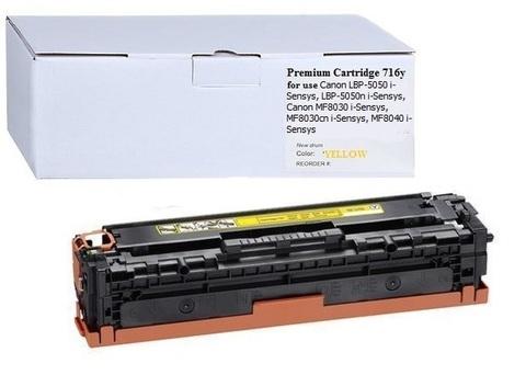 Картридж Premium Cartridge 716Y