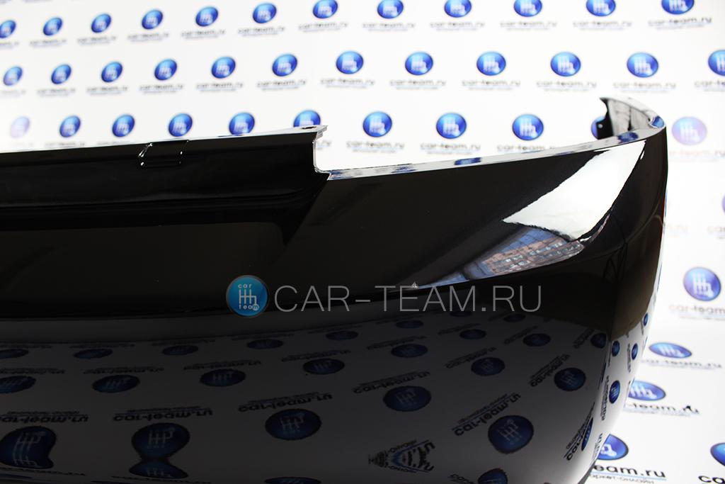 Бампер задний на Лада Приора 2 (рестайлинг) седан заводской окрашенный
