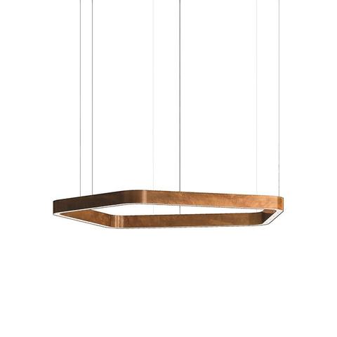 Подвесной светильник копия Light Ring Horizontal Polygonal by HENGE D100