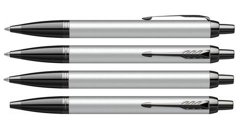 Шариковая ручка Parker IM Achromatic GREY