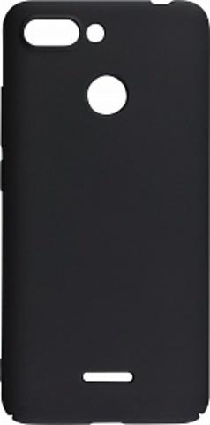 Прорезиненный чехол Monarch для Xiaomi Redmi 6 Черный