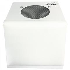Polarus Пылесос для маникюра настольный PRO-series 80 Вт, белый, с подушкой (фото 2)