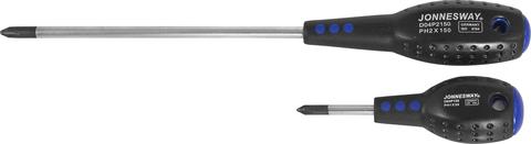 D04P2150 Отвертка стержневая крестовая FULL STAR, PH2х150 мм