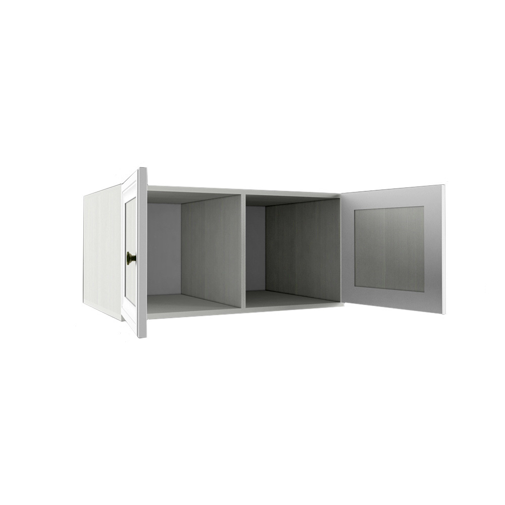 Антресоль на шкаф 2-х створчатый Классика