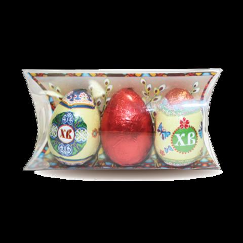 Яйцо шоколадное