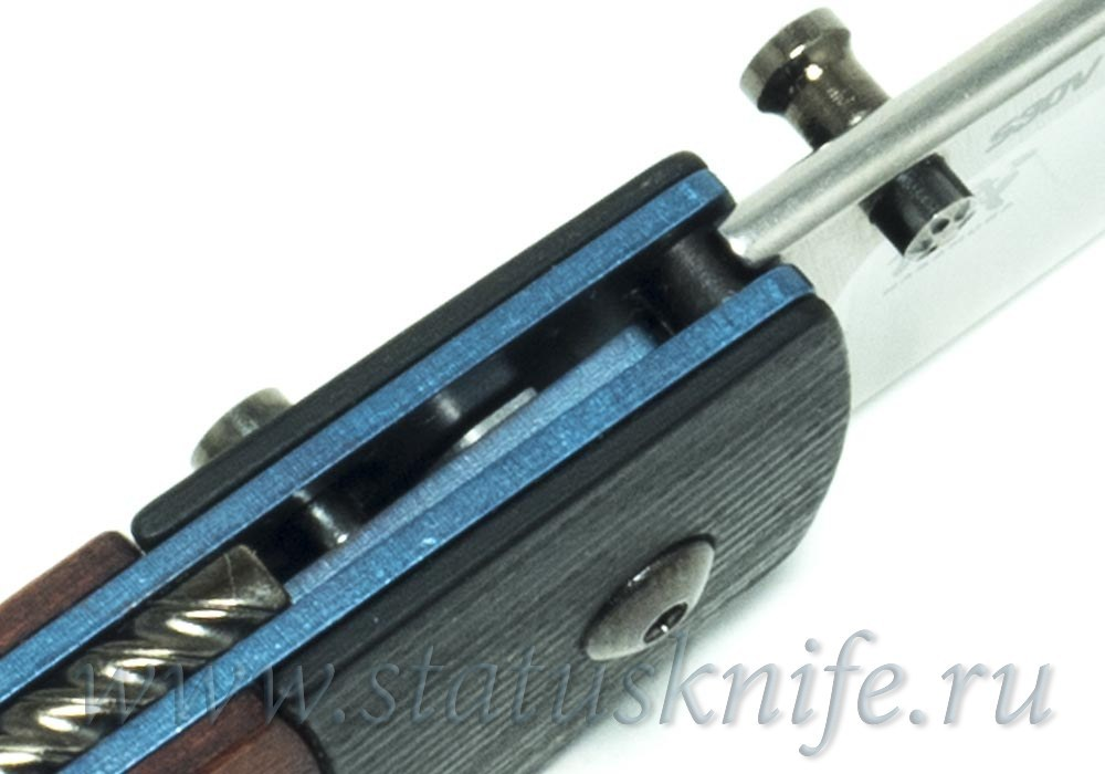 Нож Benchmade 480 Shoki, Prototype - фотография