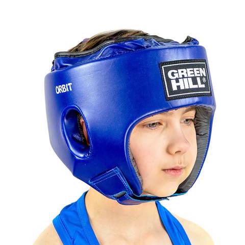 Шлем открытый ORBIT Green Hill