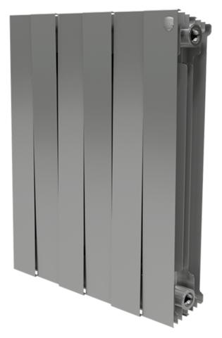 Радиатор Royal Thermo PianoForte 500 Silver Satin - 8 секций