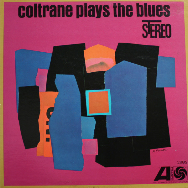 Coltrane - Plays the Blues