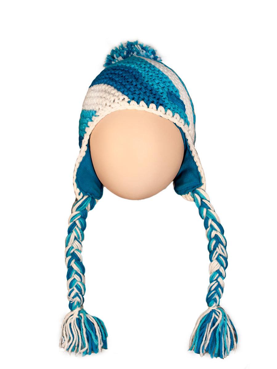 Bergans шапка 2309 Peacock Blue