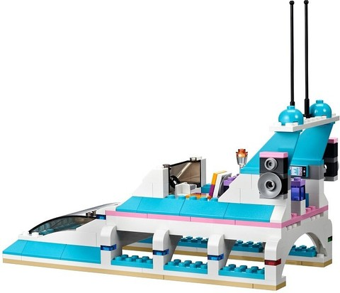 LEGO Friends: Круизный лайнер 41015 — Dolphin Cruiser Set — Лего Подружки