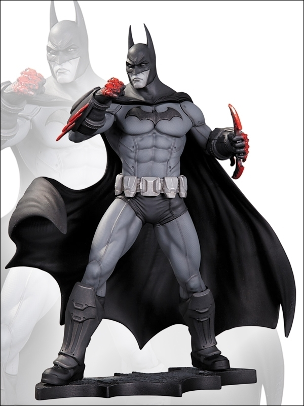 Batman Arkham City Batman Statue
