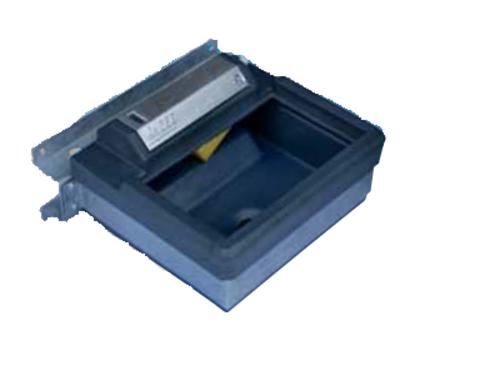 25М | 1130521 - Поилка Полибак 25М, одинарная, с опциональным кронштейном, объем 25 литров