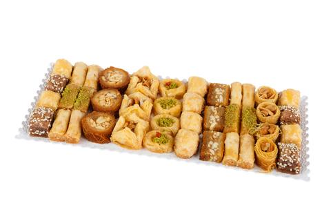 "Пахлава - ассорти ливанских сладостей ""Оронт"", 600 г"