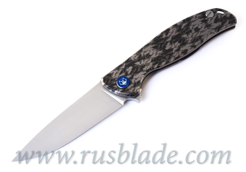 Shirogorov Flipper 95 FS Camo Rare M390