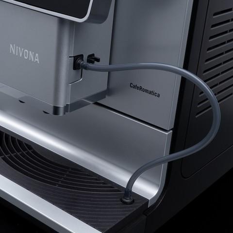 Кофемашина NICR 970 + кофе в зернах Craft, Platinum, Oro, Delikato, Latina Fuerte