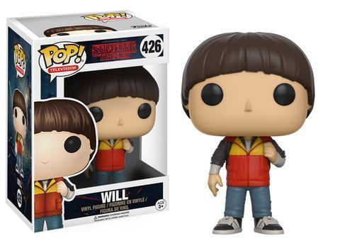 Фигурка Funko POP! Vinyl: Stranger Things: Will 13325