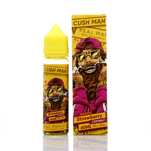 Nasty Juice - Mango Strawberry (CushMan Series) 60ml