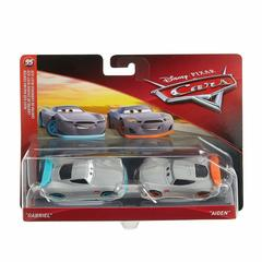 Автомобиль Disney Pixar Cars Rust-Eze Racing Center Gabriel and Aiden Die-Cast Vehicle