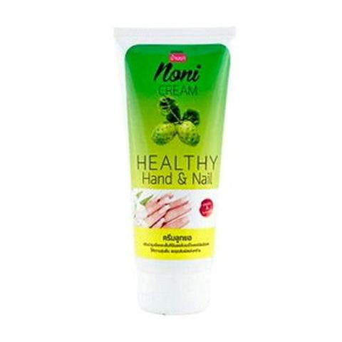 Крем для рук и ногтей Banna Hand & Nail Noni Cream, 200 мл.