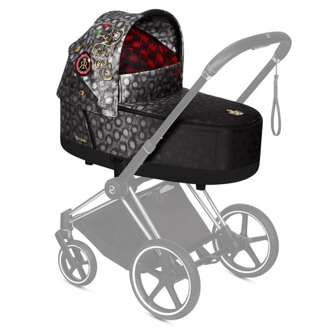 Cybex Priam Lux Carrycot Rebellious