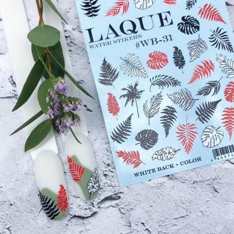 LAQUE Cлайдер дизайн #WB-31