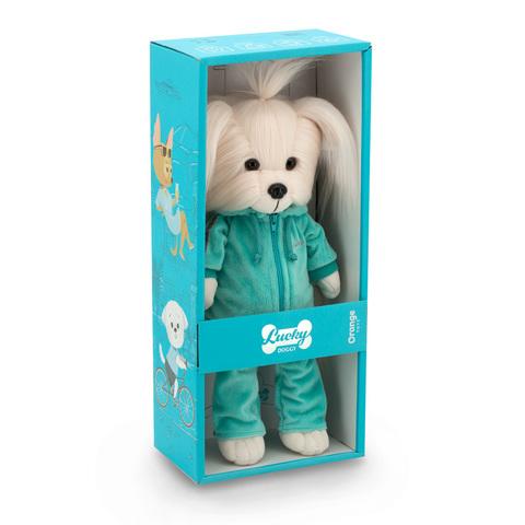 Собачка LUCKY MIMI Фитнес (Orange Toys)