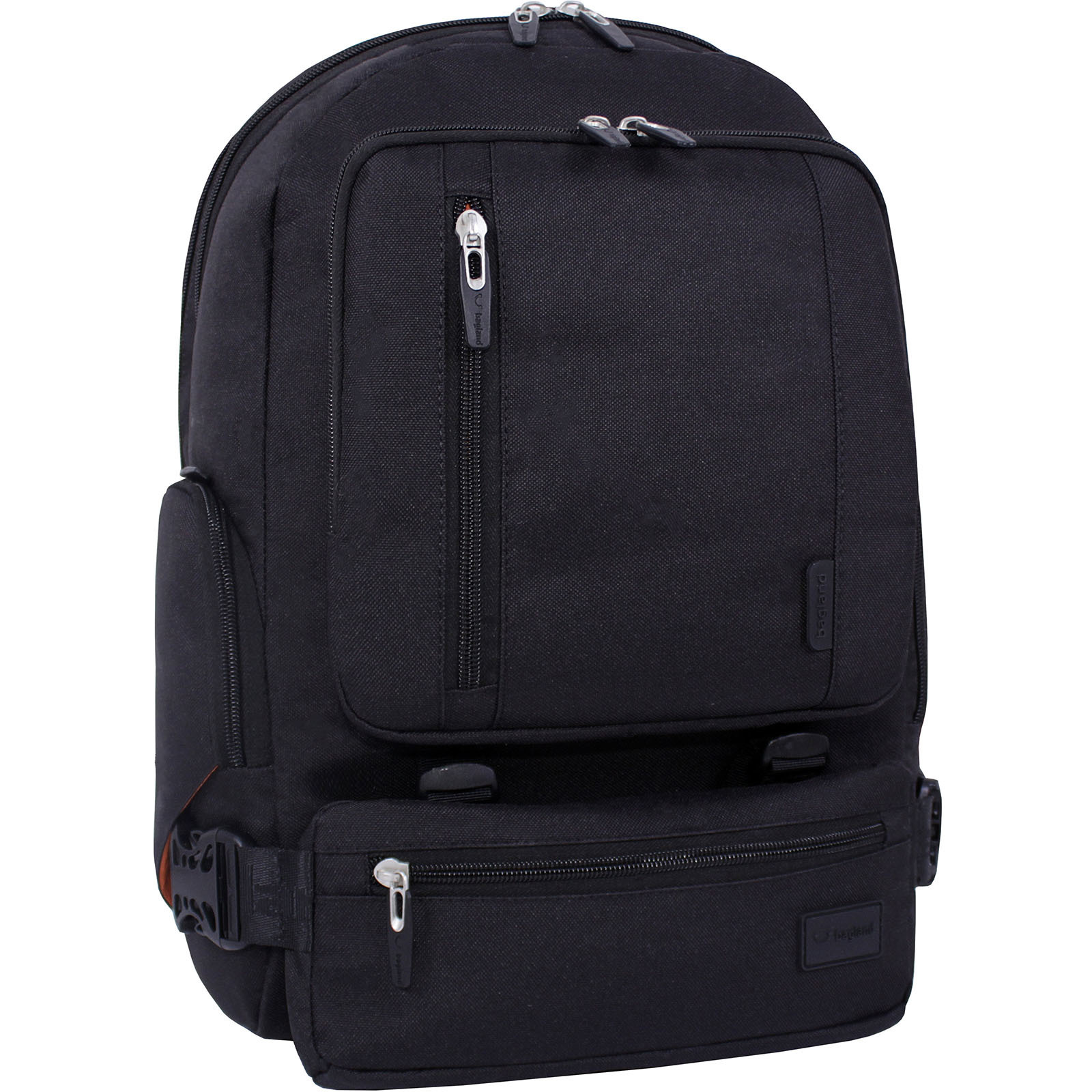 Мужские рюкзаки Рюкзак Bagland Frank 26 л. черный (0059566) IMG_0853.JPG
