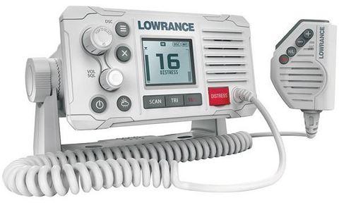 Морская бортовая радиостанция Lowrance Link-6 DSC VHF