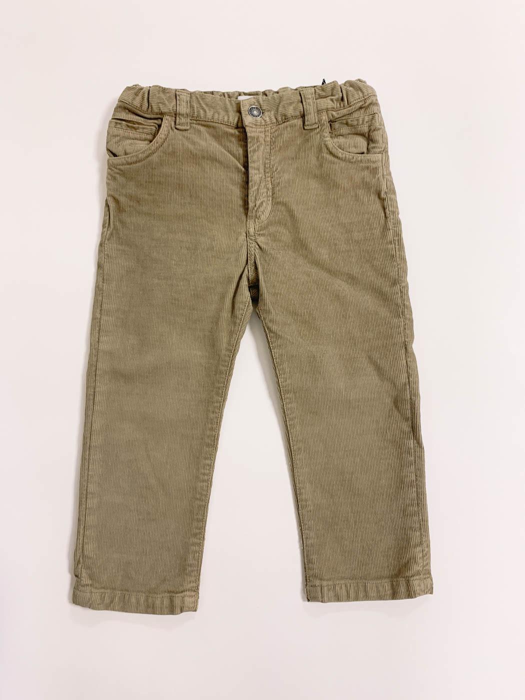 Вельветовые брюки D&G