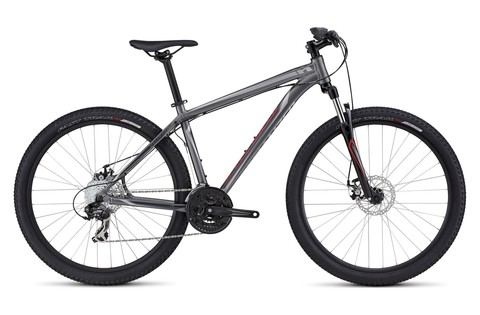 Specialized Hardrock Disc 650b (2016)	серый