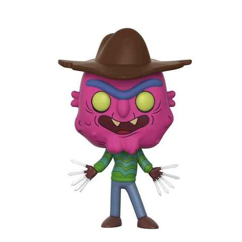 Funko Pop! Animation: Rick and Morty Scary Terry Collectible Figure