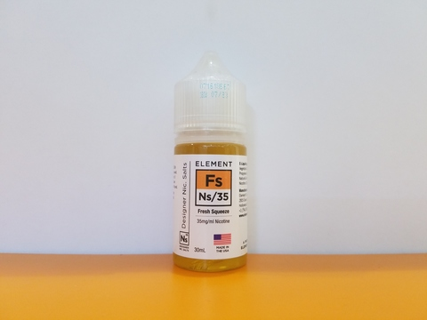 Fresh Squeeze by ELEMENT SALT 30ml