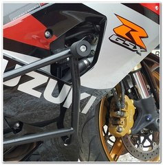 Набор наклеек на мотоцикл Suzuki GSX-R 600, 2005г., комплект.