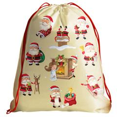 Рюкзак-мешок  именной 3D
