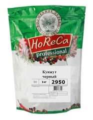 Кунжут черный ВД HORECA в ДОЙ-паке 1кг